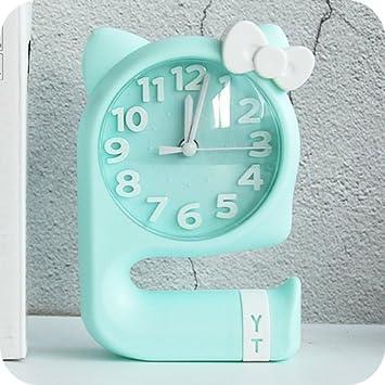EEvER Despertador Despertador para Habitaciones Lovely ...