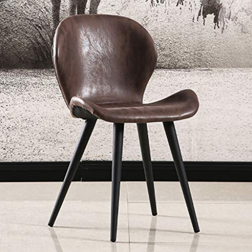 (Kays Barstools Bar Stools, Bar Chair Dining Chair PU Modern Furniture for Living Room, Desk, Patio, Terrace, Office, Kitchen, Lounging, Cafeterias & More (464676CM) (Color : D))