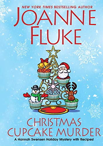 Book Cover: Christmas Cupcake Murder