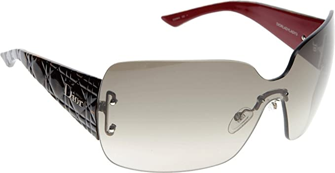 e86e1eac11 Image Unavailable. Image not available for. Colour  Dior ladylady3 exh-h  Tortoise Lady Lady 3 Visor Sunglasses