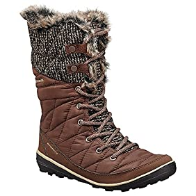 Columbia Heavenly Omni-HEAT Knit Boots Womens