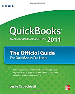 QuickBooks 2011 The Official Guide from McGraw-Hill Education