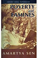 Poverty and Famines: An Essay on Entitlement and Deprivation Paperback
