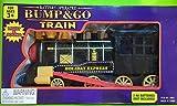 steam engine toys - Bump & Go Train