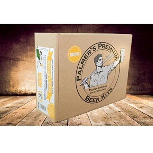 (Palmer Premium Beer Kits - Strict Observance - Belgian Tripel)