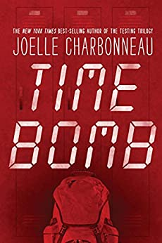 Time Bomb by [Charbonneau, Joelle]