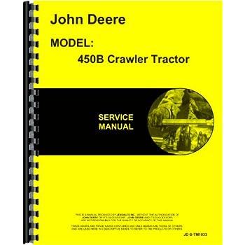 john deere 4410 service manual