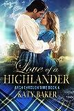 Bargain eBook - Love of a Highlander