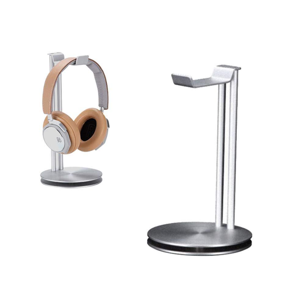KOBWA Doppel-Kopfhörer-Ständer, Kopfhörer-Ständer-Halter für Bose, Beats, Sony, Philips, JVC, Gaming und DJ Etc. Universelle Kompatibilität mit Allen Kopfhörern