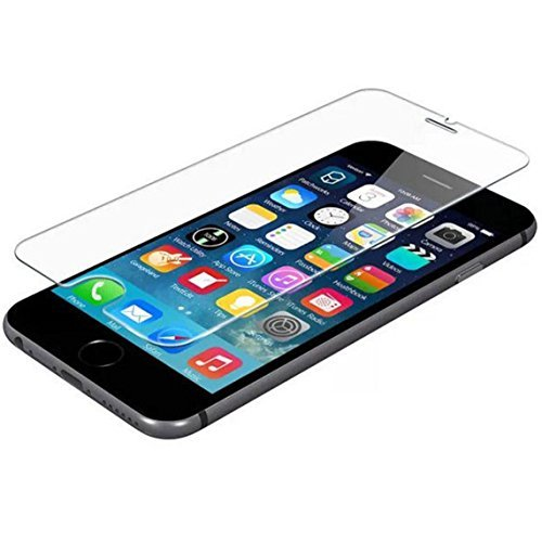 iphone 7 Plus Screen Protector, [Tempered Glass Screen Protector] [Bubble-Free] [Scratch-Resistant] Egrace Tempered Glass For iphone 7 Plus 2016 2 Pack (iphone 7 PLUS clear)