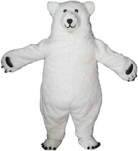 Gato siamés blanco oso Polar, diseño de mascota disfraz Real Photo ...