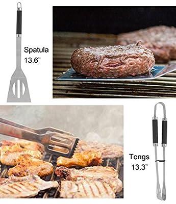 grilljoy 12pcs BBQ Sets
