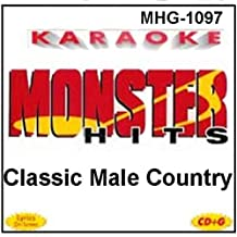 Monster Hits Karaoke #1097 - Male Country Hits by Jerry Reed
