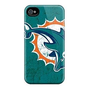 JonathanMaedel Iphone 6plus Protective Hard Phone Covers Provide Private Custom Realistic Miami Dolphins Skin [ETv16807uUSp]
