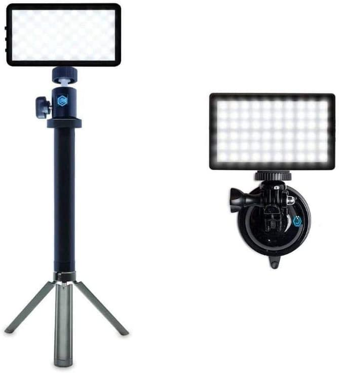 Lume Cube Work from Home Combo Bundle   Video Conference Lighting Kit   Video Conferencing   Remote Working   Zoom Call Lighting