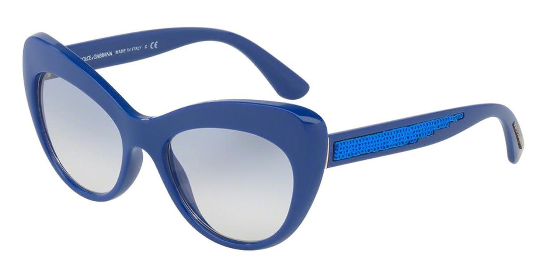 7c939a19b0f0 Amazon.com: Sunglasses Dolce & Gabbana DG 6110 312219 BLUE: Clothing