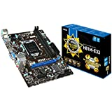 MSI H81M-E33 - Placa base (Intel Socket 1150, 2DDR3, 16 GB, VGA, HDMI, 2 SATA3, 2 USB 3.0, Micro ATX)