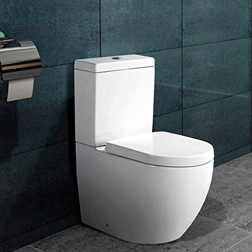 toilette mit integriertem sp lkasten vt11 hitoiro. Black Bedroom Furniture Sets. Home Design Ideas