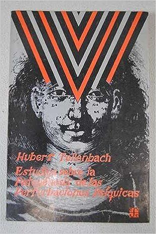 Estudios sobre la Patogénesis de las Perturbaciones Psíquicas: Hubert Tellenbach: Amazon.com: Books