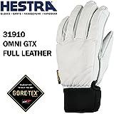 HESTRA(ヘストラ) ヘストラ スキーグローブ ゴアテックス OMNI GTX FULL LEATHER OFF WHITE(31910-020020)(16-17 2017)hestra スキーグローブ