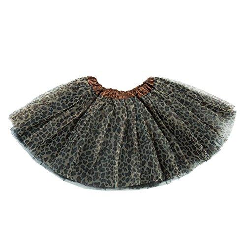 belababy Girl Skirts 3 Layers Organza Baby Tutu, 31 Colors ()