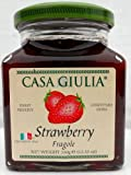 Casa Giulia (6 pack) Strawberry 12.35 oz jars from Italy