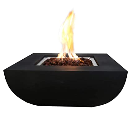 Swell Amazon Com Modeno 33 9 Inch Natural Gas Fire Pit Table Download Free Architecture Designs Pushbritishbridgeorg
