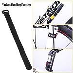 GLOGLOW-5PCSset-Duuti-Bike-Fasten-strap-durevole-sport-ciclismo-equitazione-regolabile-in-nylon-con-gancio-e-le-cinghie-di-accessori-bici