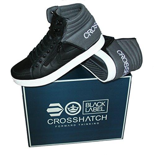 Crosshatch - Zapatillas altas hombre