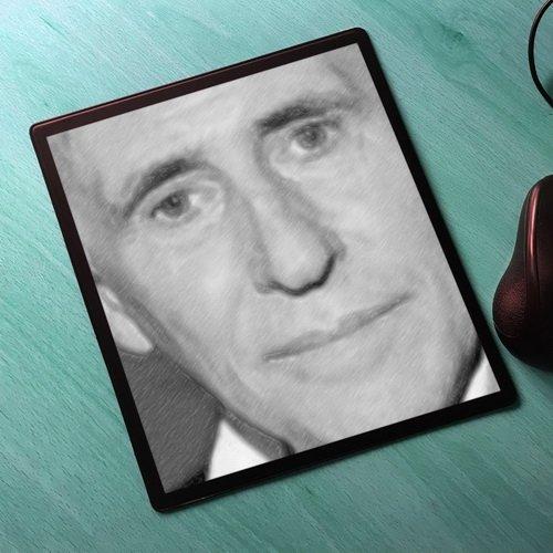 Seasons Gabriel Byrne - Original Art Mouse Mat #js001