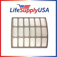 HEPA Filter fits Shark NV80 Models Part XHF80 - By LifeSupplyUSA