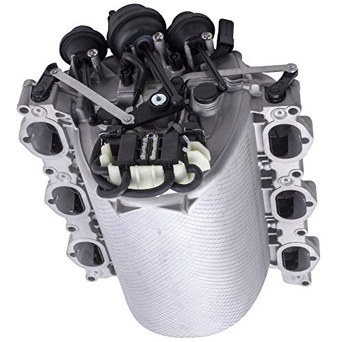 - New Intake Engine Manifold Assembly Fits for Mercedes-Benz ML350 ML450 GLK350