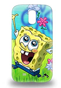 Betty S. Simmons's Shop 2004848M57463713 Excellent Galaxy S4 Case Tpu Cover Back Skin Protector American SpongeBob SquarePants