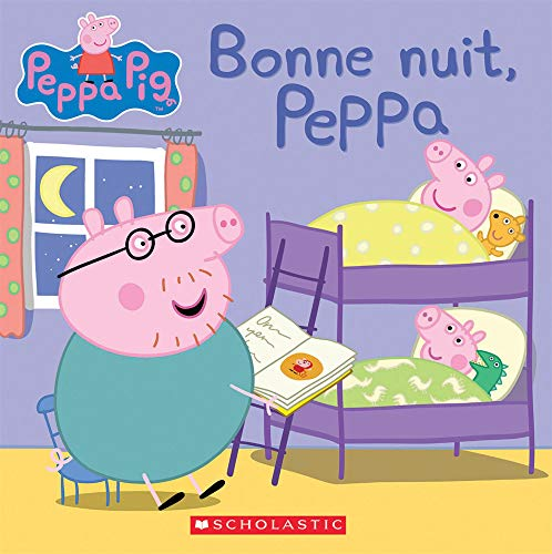 Peppa Pig French (Bonne Nuit, Peppa (Peppa Pig) (French)