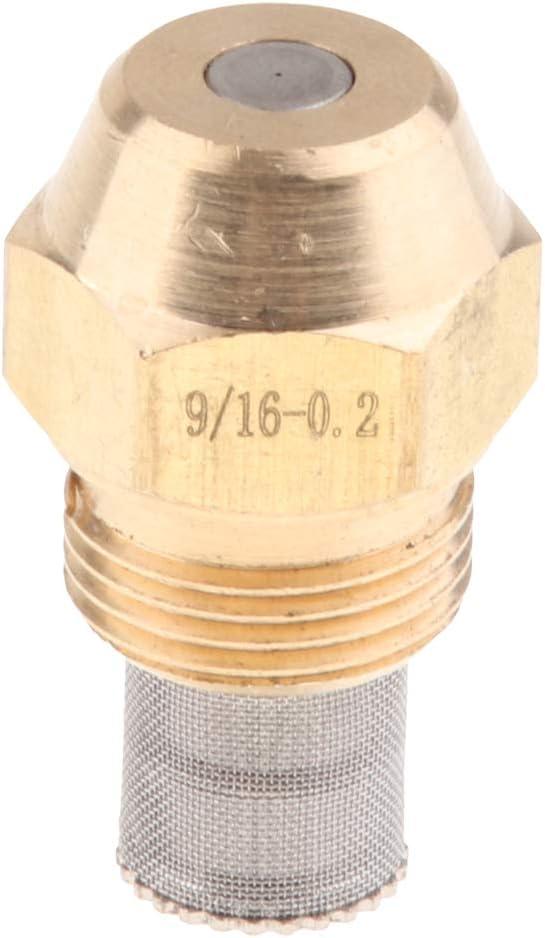 45 60 0,2 mm 80 Grad Spritzwinkel /Ölbrennerd/üse /Öld/üse Vollkegel 30