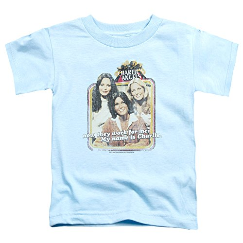 Charlies Angels Now They Work for Me Toddler T-Shirt