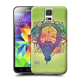 Unique Phone Case Painting Figure soothsayer by tilabgf Hard Cover for samsung galaxy s5 cases-buythecase