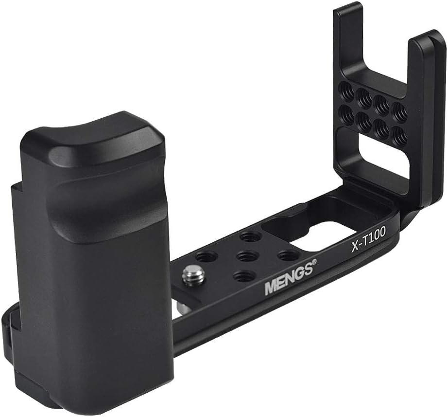 Mengs X T100 L Förmige Schnellwechselplatte Mit Griff Kamera