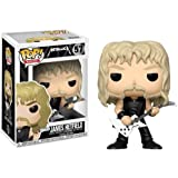 Pop Funko 57 James Hetfield Metallica Rocks Funko Multicolorido Pequeno