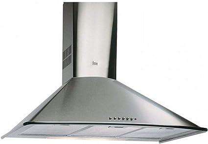 Teka DM 775 603 m³/h De techo Acero inoxidable A - Campana (603 m³/h, Canalizado, A, F, C, 53 dB): 269.19: Amazon.es: Grandes electrodomésticos