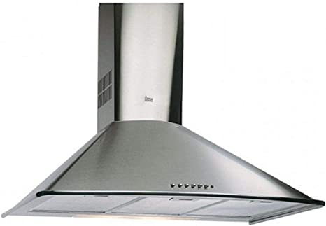 Teka DM 975 603 m³/h De techo Acero inoxidable A - Campana (603 m³/h, Canalizado, A, F, C, 53 dB): 291.61: Amazon.es: Grandes electrodomésticos