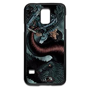 Berserk Friendly Packaging Case Cover For Samsung Galaxy S5 - Heart Shell