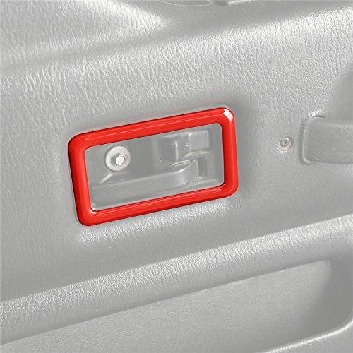 jeep tj inside door handle - 5