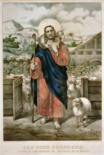 poster del buen pastor