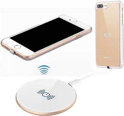 Amazon.com: Kit de cargador inalámbrico para iPhone 7 Plus ...