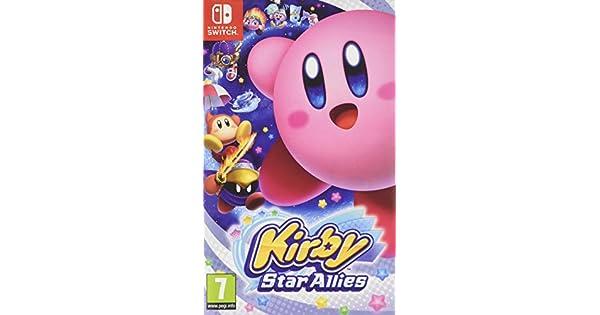 Kirby: Star Allies - Nintendo Switch [Importación inglesa]: Amazon ...