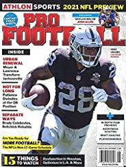 ATHLON SPORTS PRO FOOTBALL MAGAZINE - 2021 NFL PREVIEW (COVERS VARY)