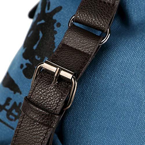 15342565784731 Xpccj Libre Azul Azul Hombro al Azul Azul para Azul Tamaño Bolso Mujer C8rwCqPf