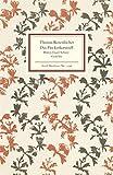 Das Flockenkarussell: Blüten-Engel-Schnee-Gedichte (Insel-Bücherei)