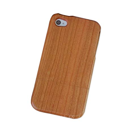 9270d051 iPhone 4 caso iPhone 4S caso iPhone 4S carcasa de madera con relieve ...